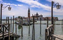Venice San Giorgio Maggiore Royalty Free Stock Photos