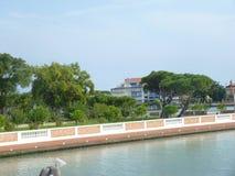 Venice, San Lazzaro degli Armeni Royalty Free Stock Photography