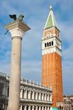 Venice, San Marco. Stock Photos