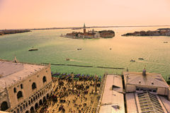 Venice, San Marco. Stock Images