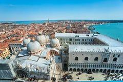Venice, San Marco. Royalty Free Stock Photography