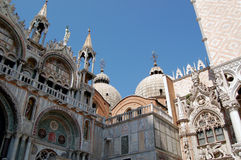 Venice - San Marco Cathedral Stock Photos