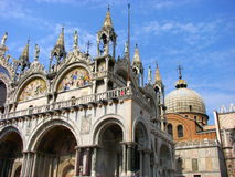 Venice:San Marco Italy Stock Images