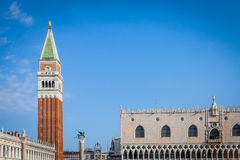 Venice - San Marco Square Royalty Free Stock Images