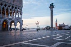 Venice - San Marco Square Royalty Free Stock Photo