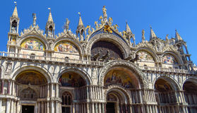 Venice - San Marco square Royalty Free Stock Photo