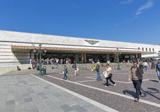 Venice Santa Lucia Railway station - ferrovia in Venice, Italy. Royalty Free Stock Images