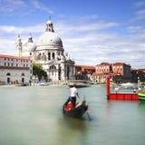 Venice, santa Maria della salute Royalty Free Stock Photo