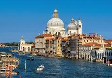 Venice - Santa Maria della Salute Stock Photos
