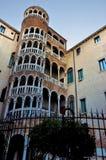 Venice, scala Contarini del Bovolo Royalty Free Stock Image