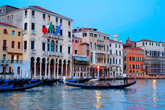 Venice scene Stock Photos