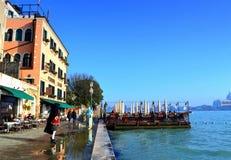 Venice scene Royalty Free Stock Photos
