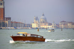Venice scenic view Royalty Free Stock Photo