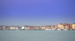 Venice scenic view Royalty Free Stock Photography