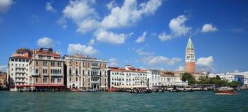 Venice Sea View Stock Photography