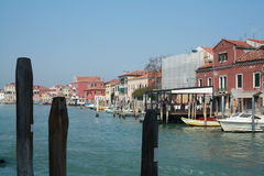 Venice. Sightseings of the town of Murano, Venice Stock Photography
