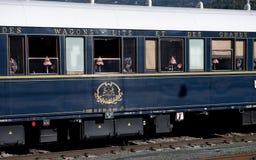 The Venice Simplon-Orient-Express  emblem Royalty Free Stock Photography