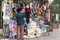 Venice souvenir shop Royalty Free Stock Images