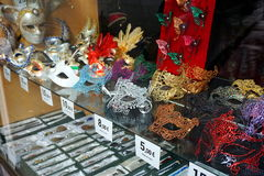Venice souvernirs shop Royalty Free Stock Images