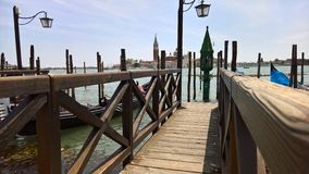 Venice in spring. Royalty Free Stock Photo