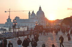 VENICE Square - ITALY Stock Image
