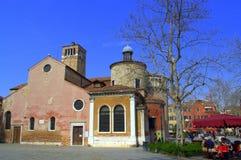 Venice square,Italy Stock Image