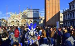 Venice square Royalty Free Stock Photo