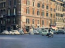 Venice square Rome Stock Photo