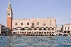 Venice St. Mark Square Royalty Free Stock Image