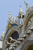 Venice - St  Marks Basilica Royalty Free Stock Images