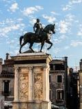 Venice Statue Royalty Free Stock Photo