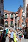 Venice Street Royalty Free Stock Photo