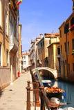 Venice street, Italy Stock Image