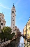 Venice street, Italy Royalty Free Stock Image