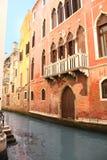 Venice street, Italy Stock Photo