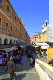 Venice street market Royalty Free Stock Images