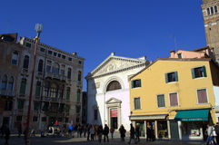 Venice street Stock Photos
