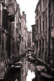 Venice Streets. Nice Venice Streets where the life is  at another level of liberty Stock Photos