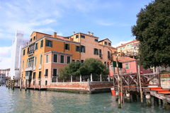 Venice in the summer. Italy Stock Photography