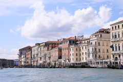 Venice in the summer. Italy Stock Photo