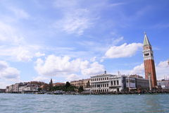 Venice in the summer. Italy Royalty Free Stock Images