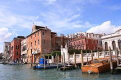 Venice in the summer. Italy Royalty Free Stock Photos
