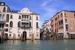 Venice in the summer Royalty Free Stock Image