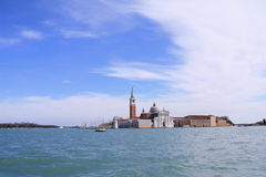 Venice in the summer Stock Image