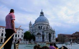 Venice_summer dag arkivfoto