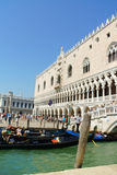 Venice in summer, Italy Royalty Free Stock Photos