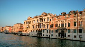 Venice at sunset. Italy Royalty Free Stock Photography