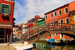 Murano in Venice Royalty Free Stock Photo