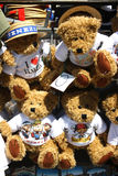 Venice teddies Royalty Free Stock Image