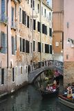 Venice. Tourism italy gondola travel Stock Photo